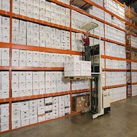 records management warehouse 2